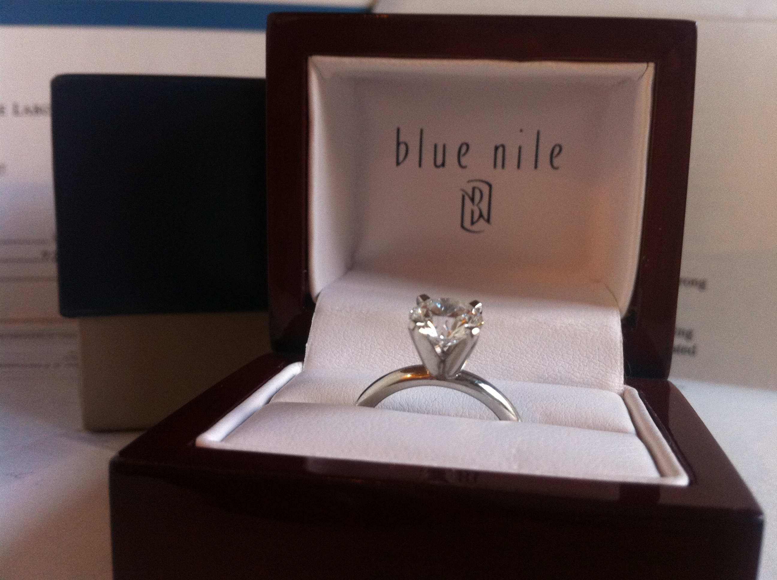 Rings In A Box