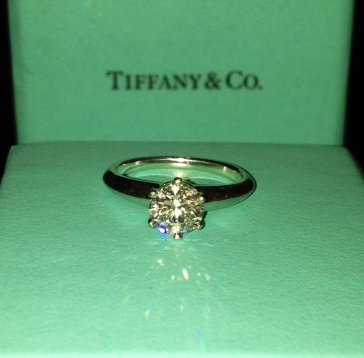 14d29c12675 TIFFANY   CO Diamond Engagement Ring (0.75 Carats)