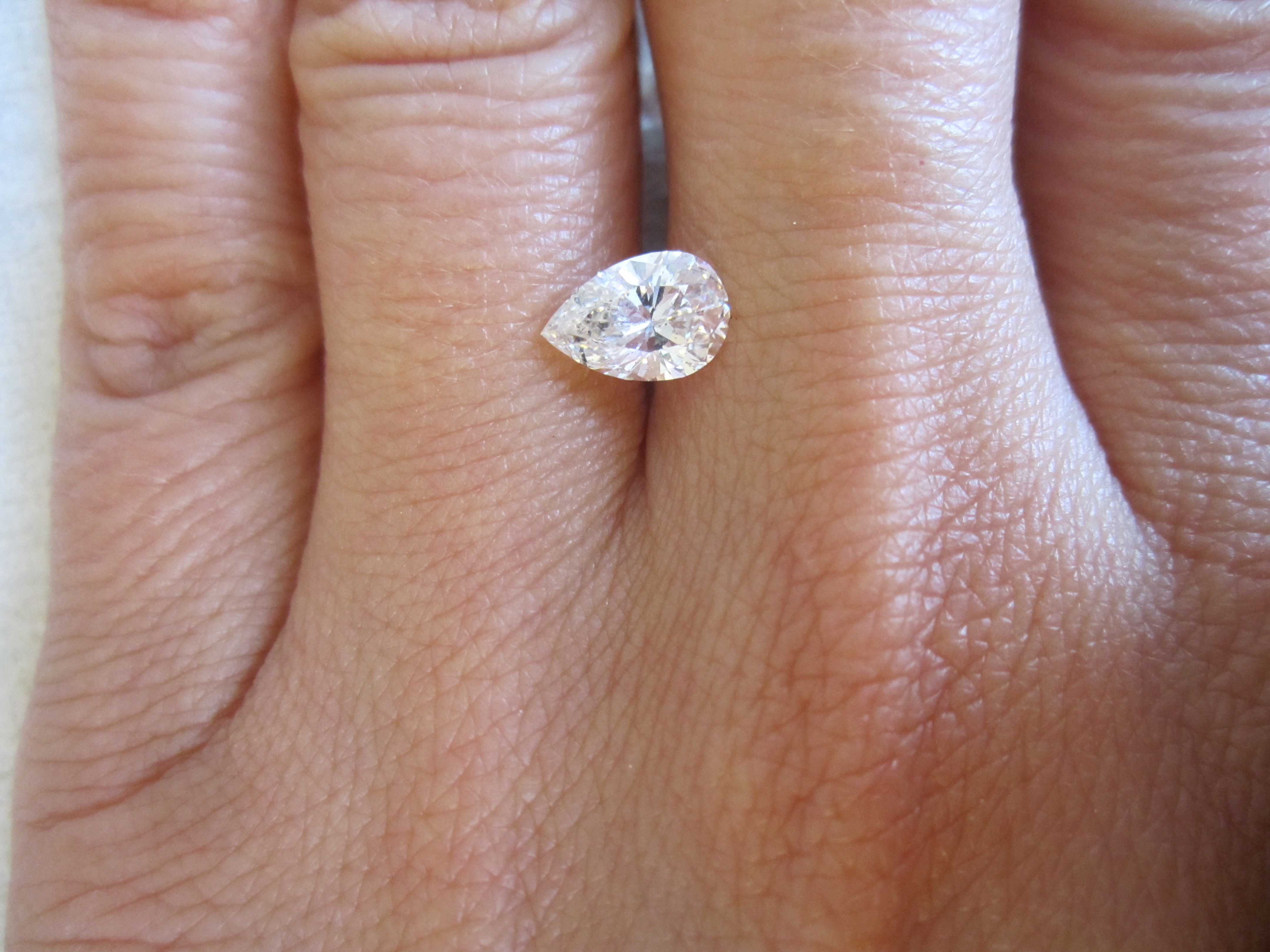 Brilliant Solitaire Diamond Ring 85 Carat Diamond Conflict Free Nyc Designer Reduced I Do Now I Don T