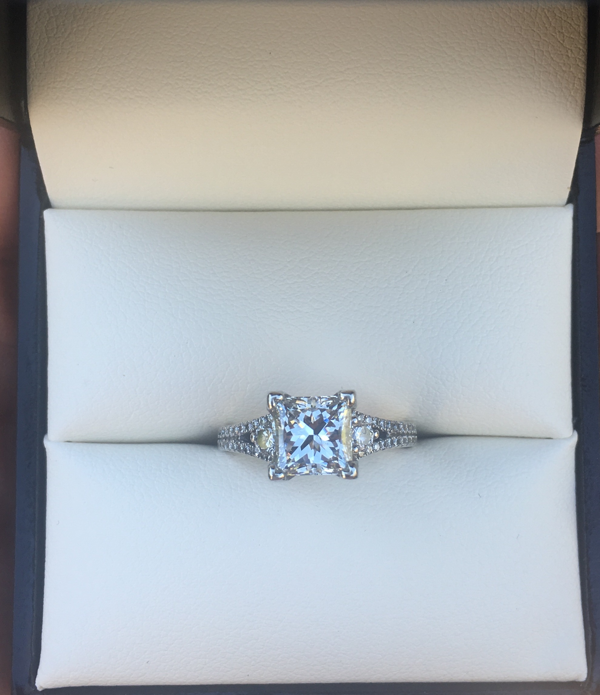 Engagement Ring Fred Meyer Jewelers Gia Certified I Do Now I Don T