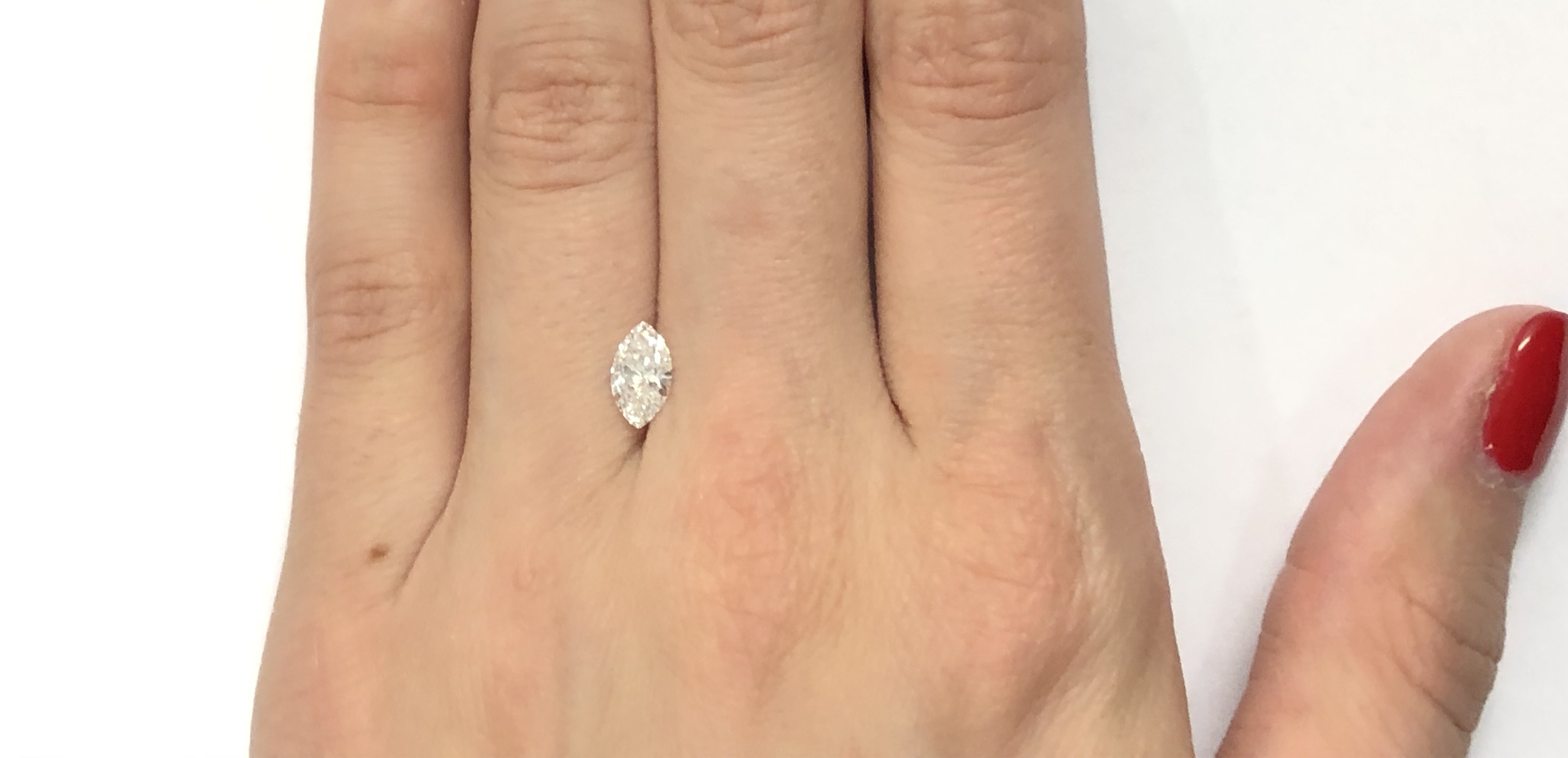 .73 Marquise Shaped Loose