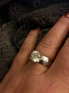 2.22 ct Diamond Engagement