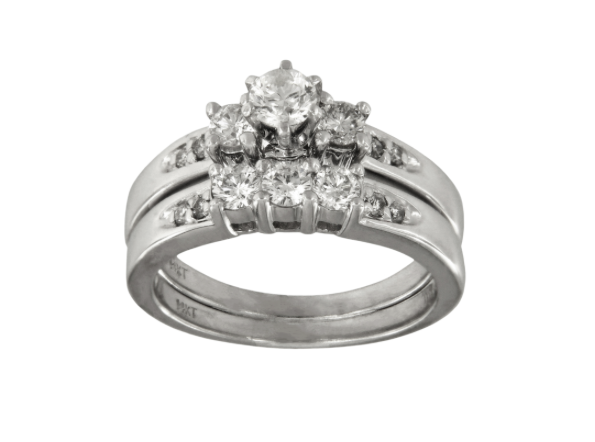 Wedding Engagement Ring Two