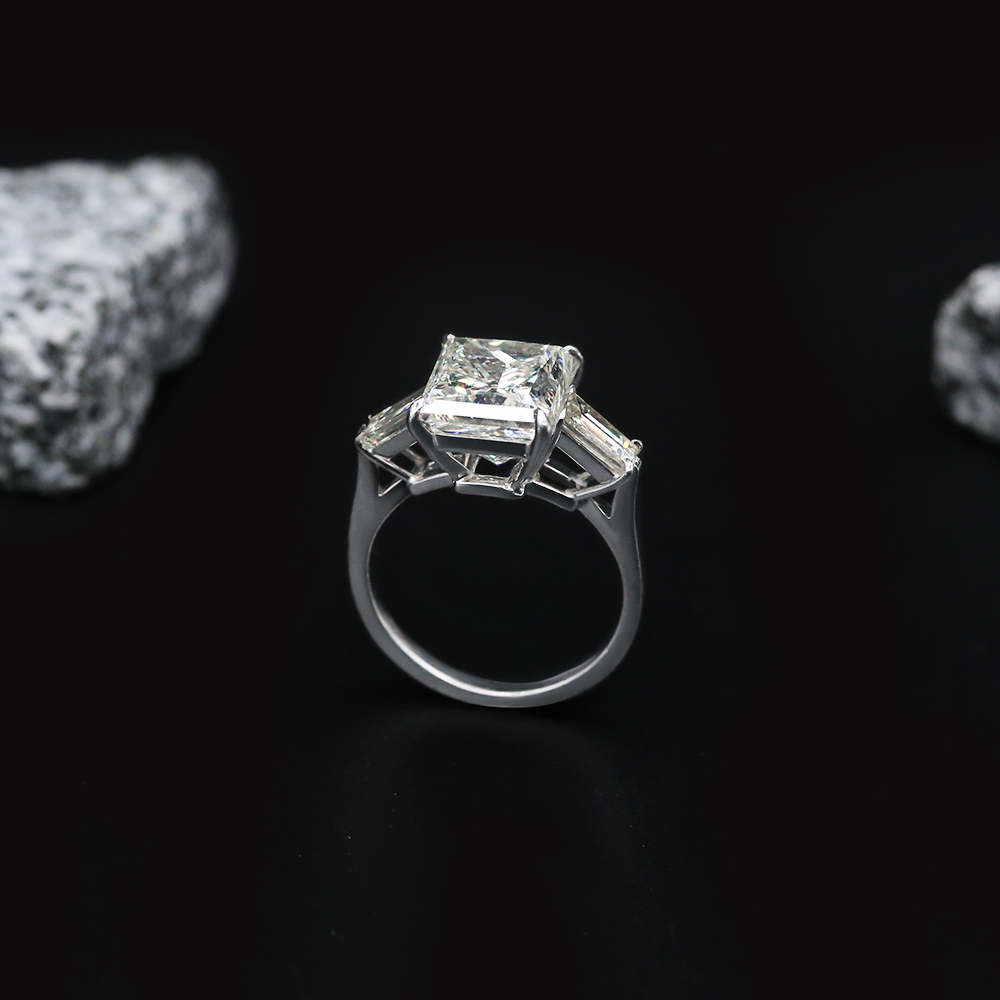 4d606c3d9 Great Platinum Cocktail Ring ...