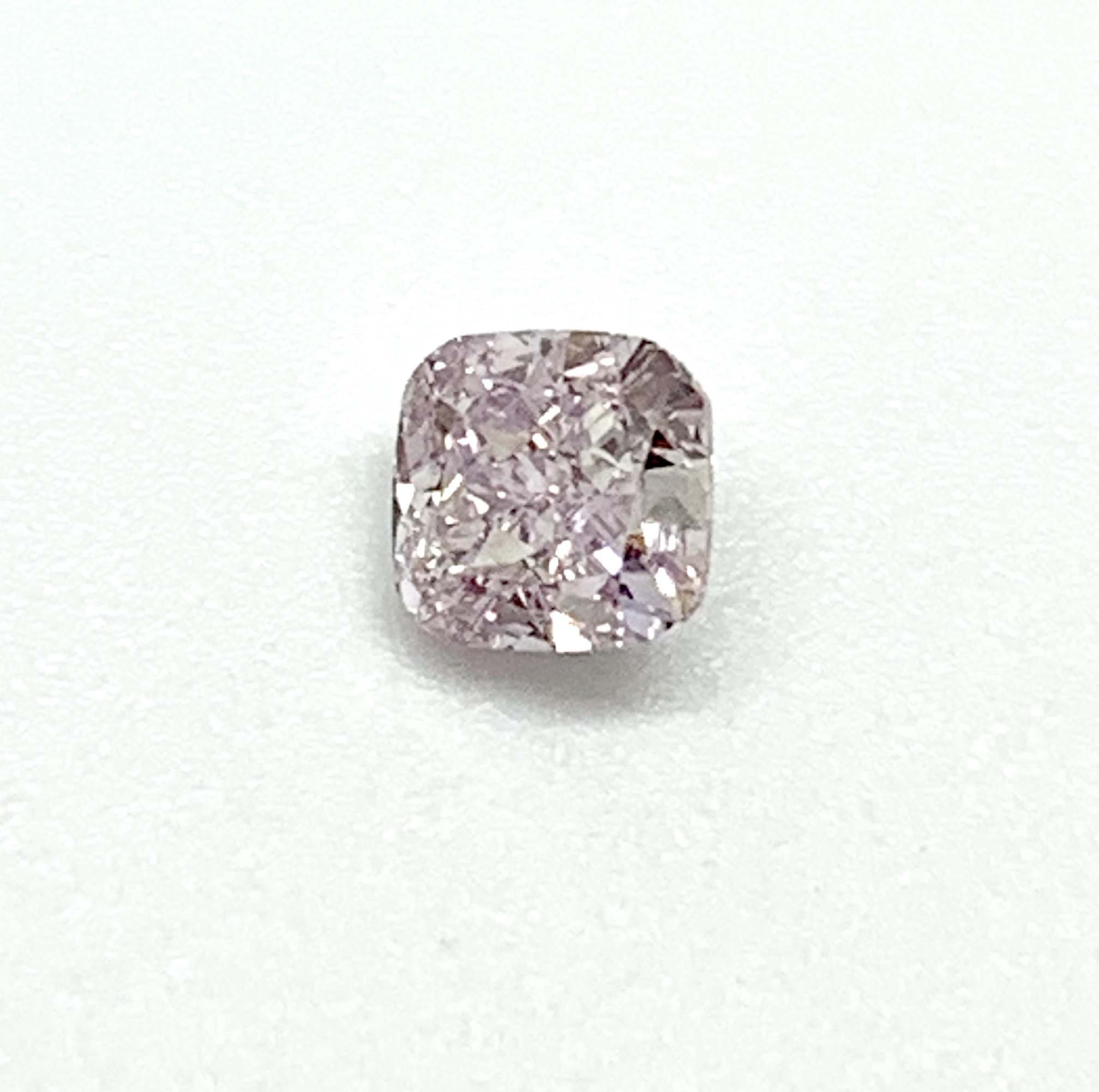 1.12 ct Fancy Purplish