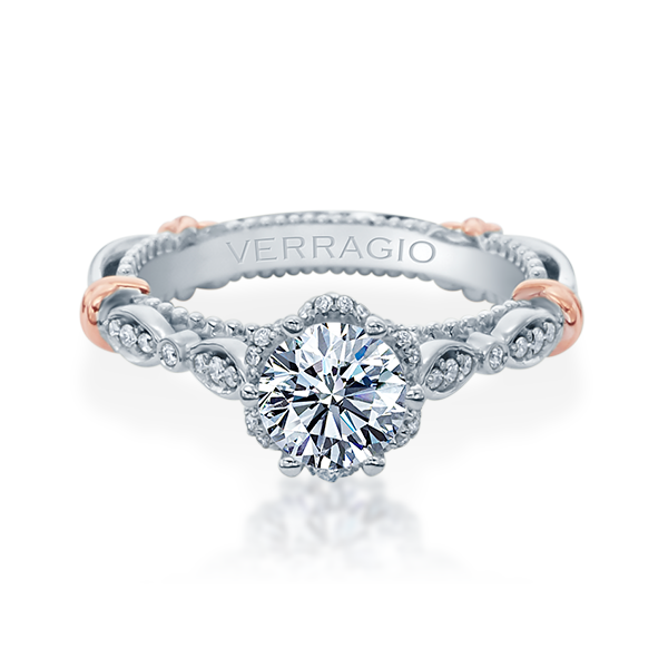 VERRAGIO-PARISIAN- CUSHION CUT DIAMOND
