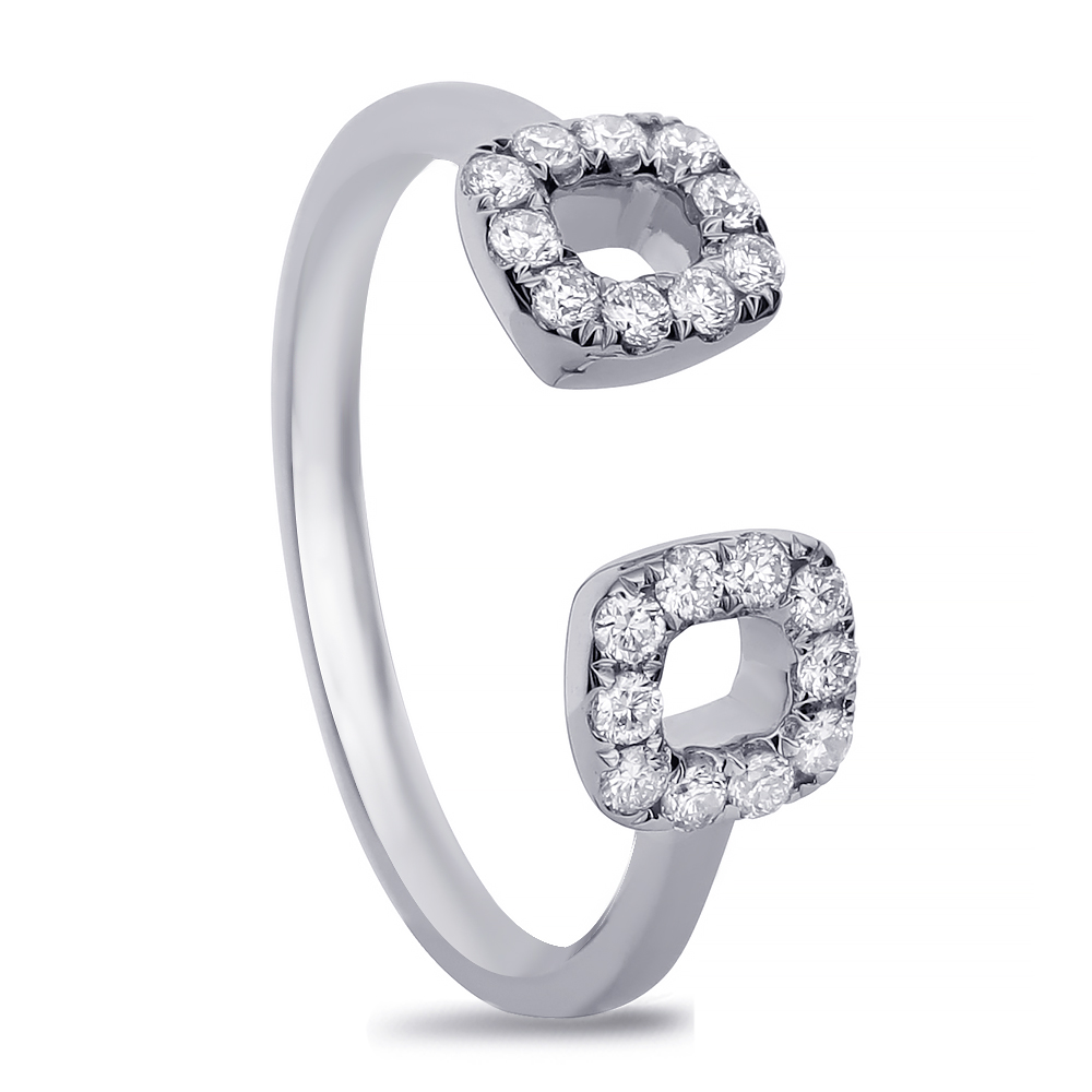 Fashion ring with 0.30ct.