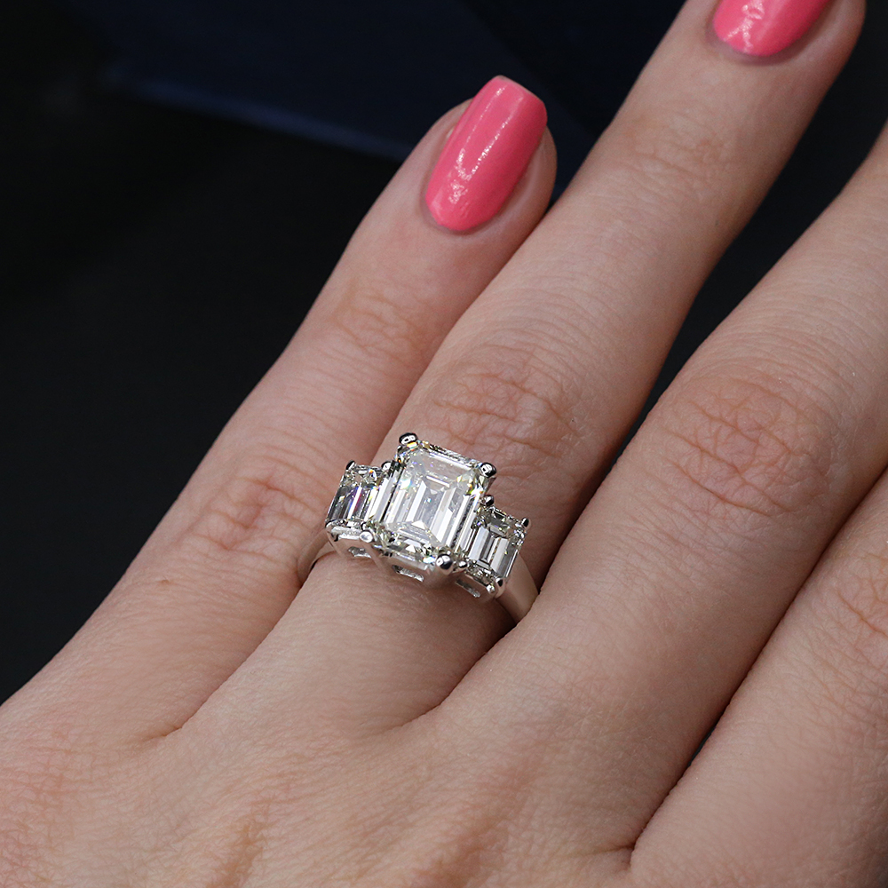 Amazing 14k White Gold