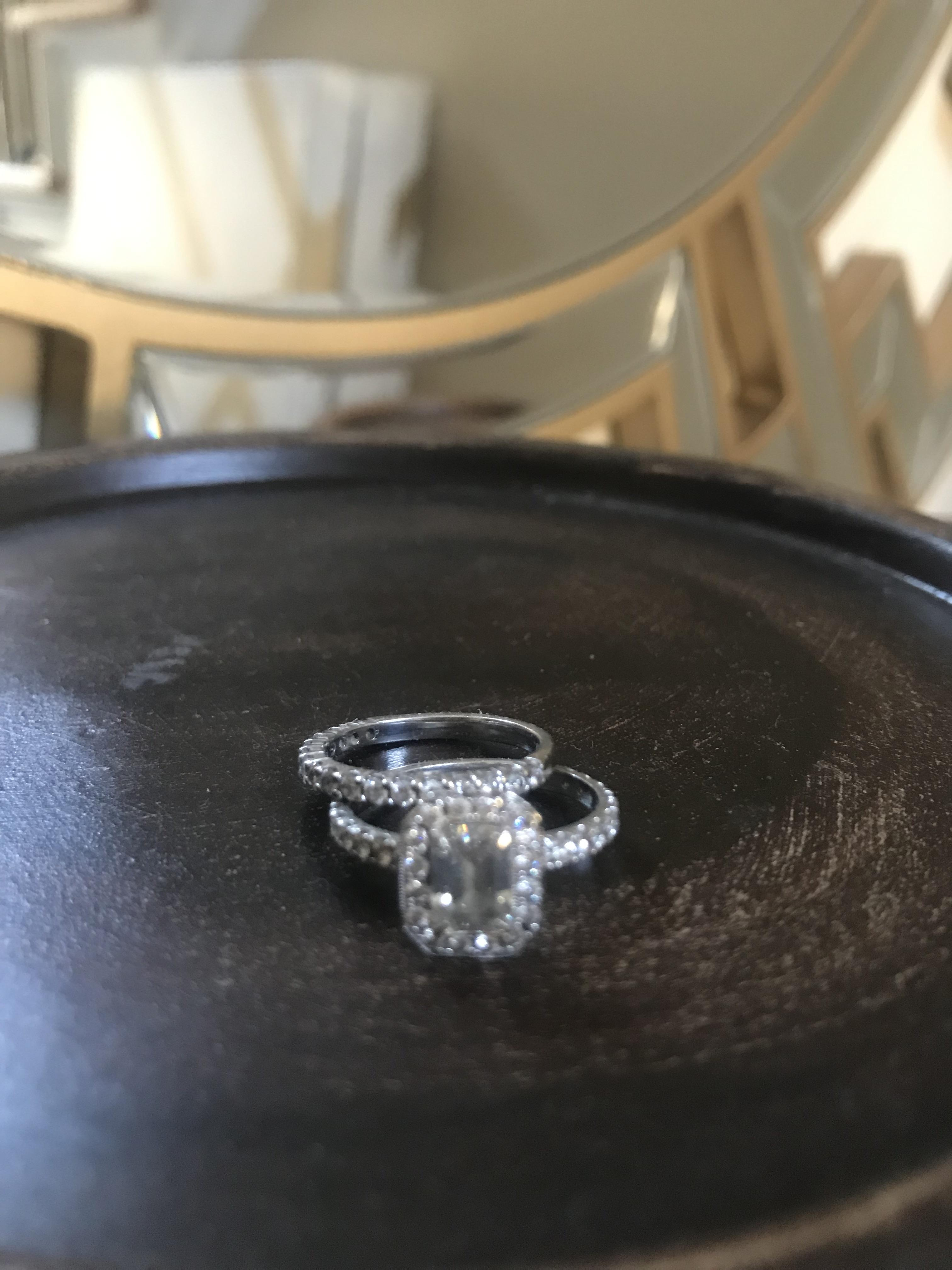 2.12 ct Natural Halo