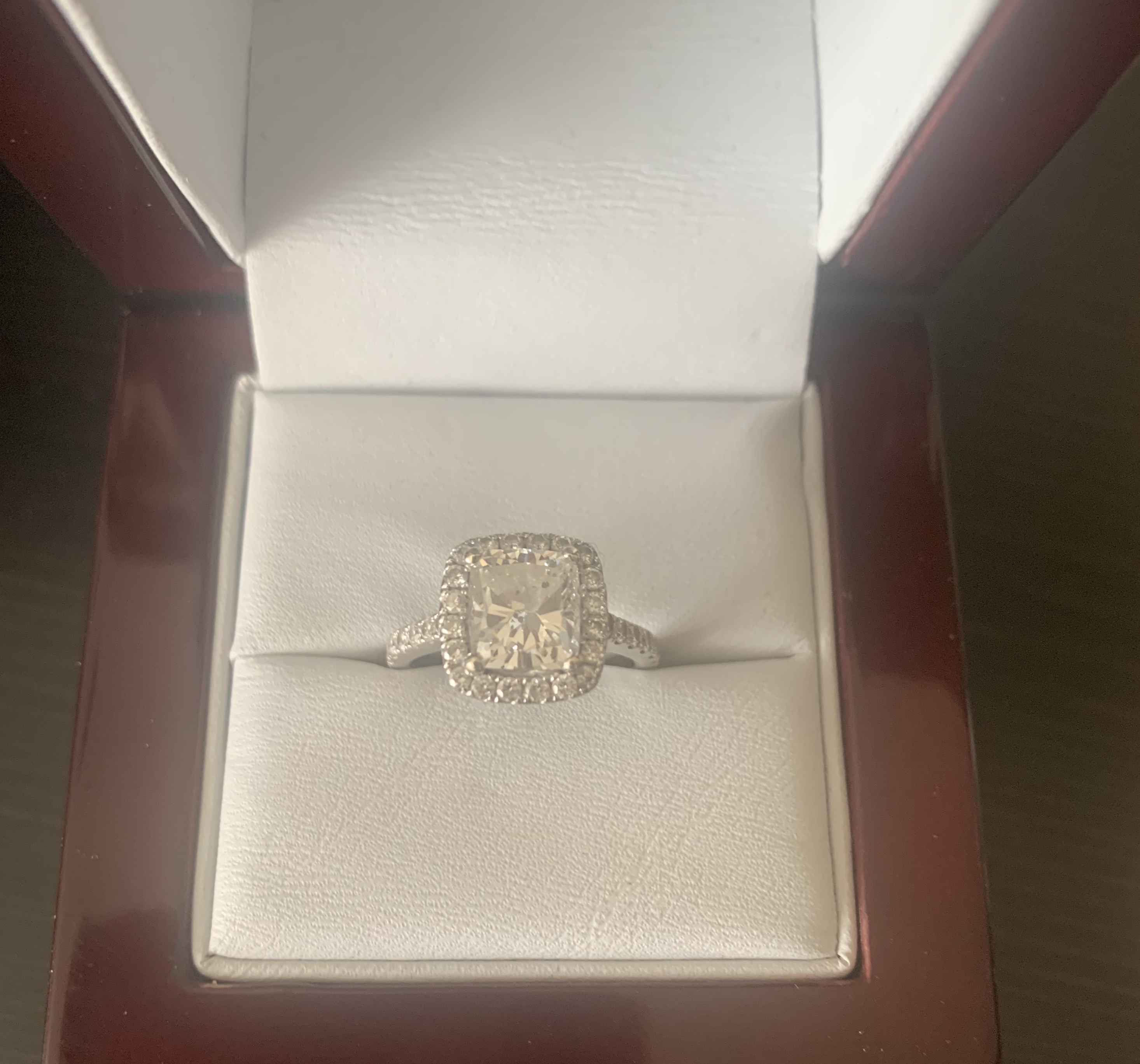 Gorgeous 2.13 Carat Engagement