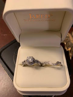 Engagement Ring and custom