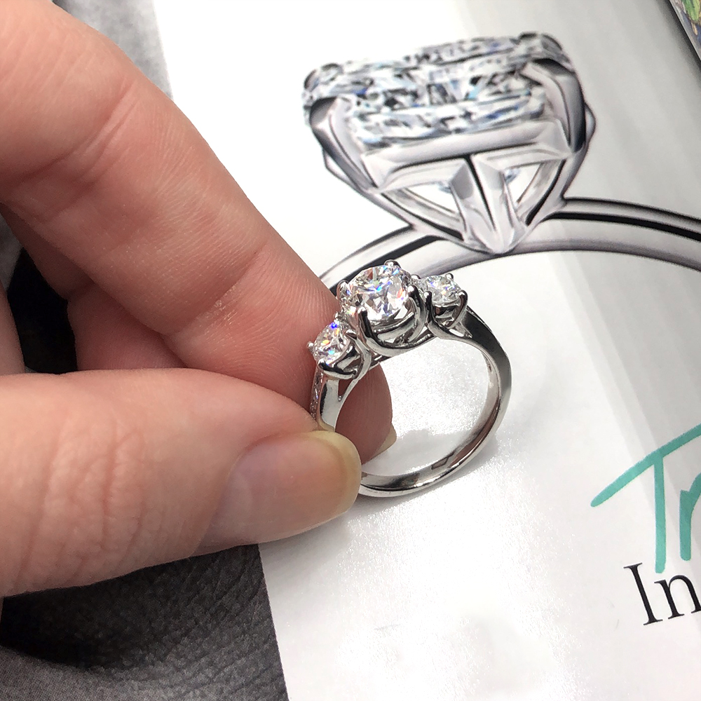 SOLD!!!!!!!!Exclusive 14k White Gold