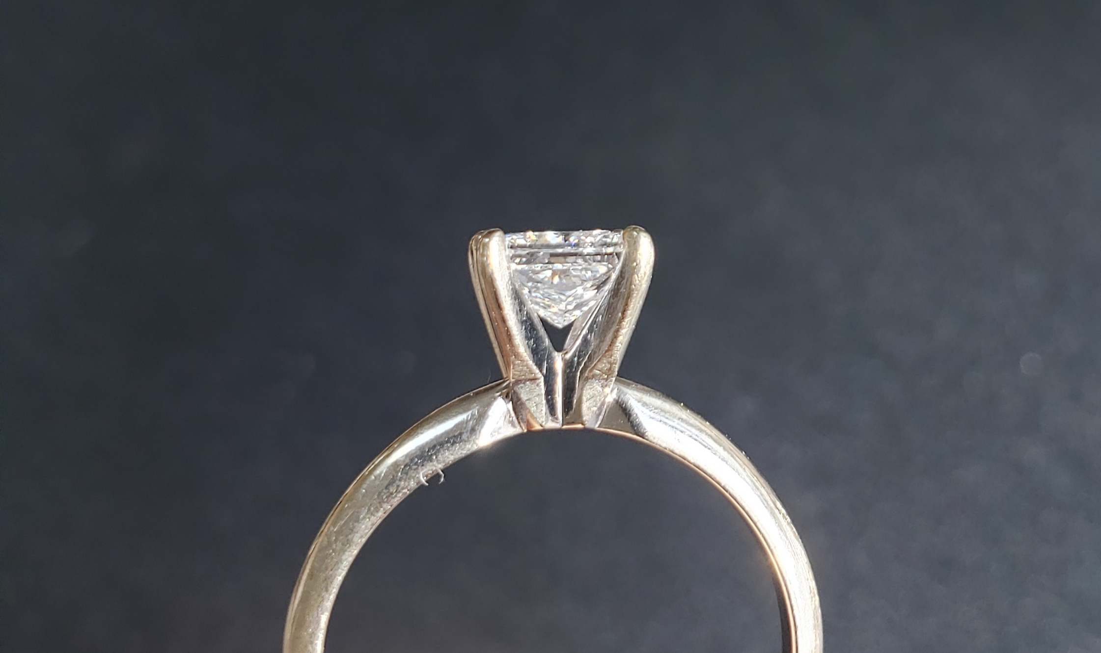 Robbins Brothers Princess Cut