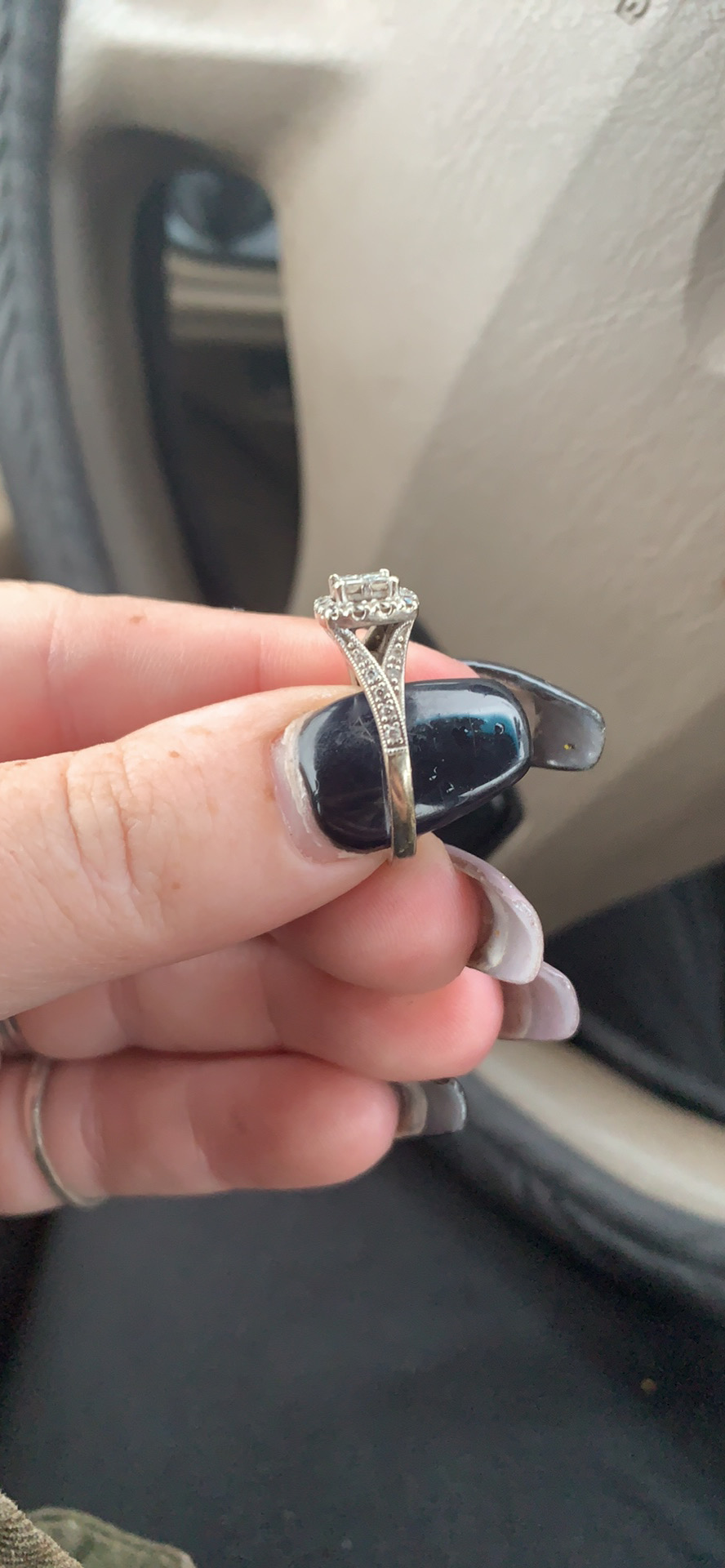 Kay Jewelers Princess Cut