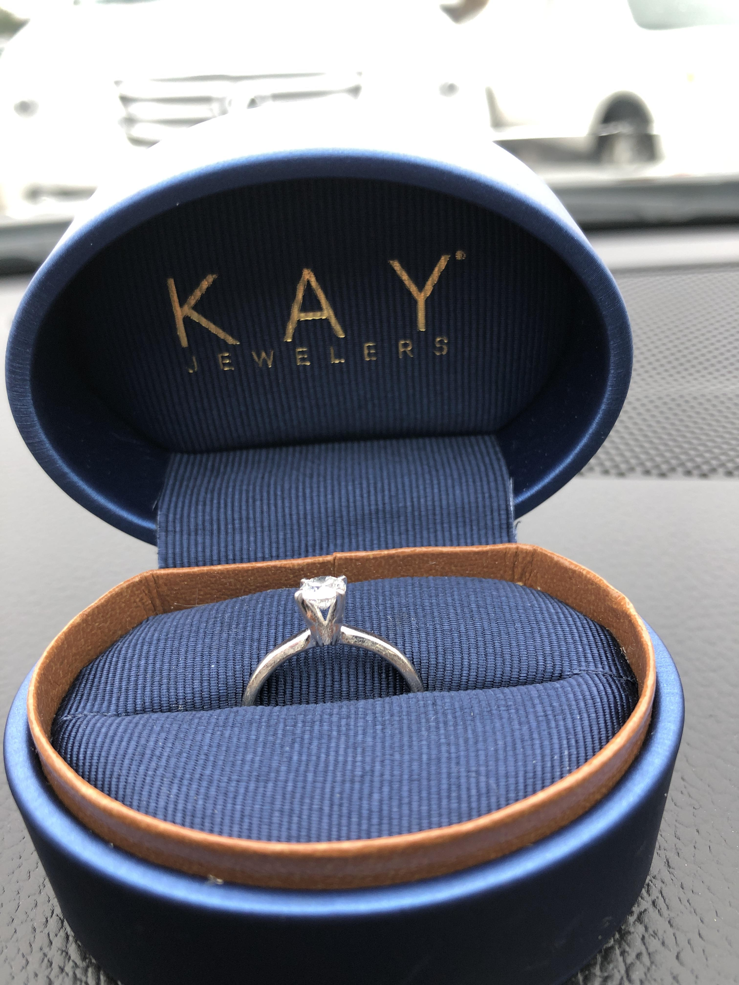 Kay Jewelers Leo Bridal