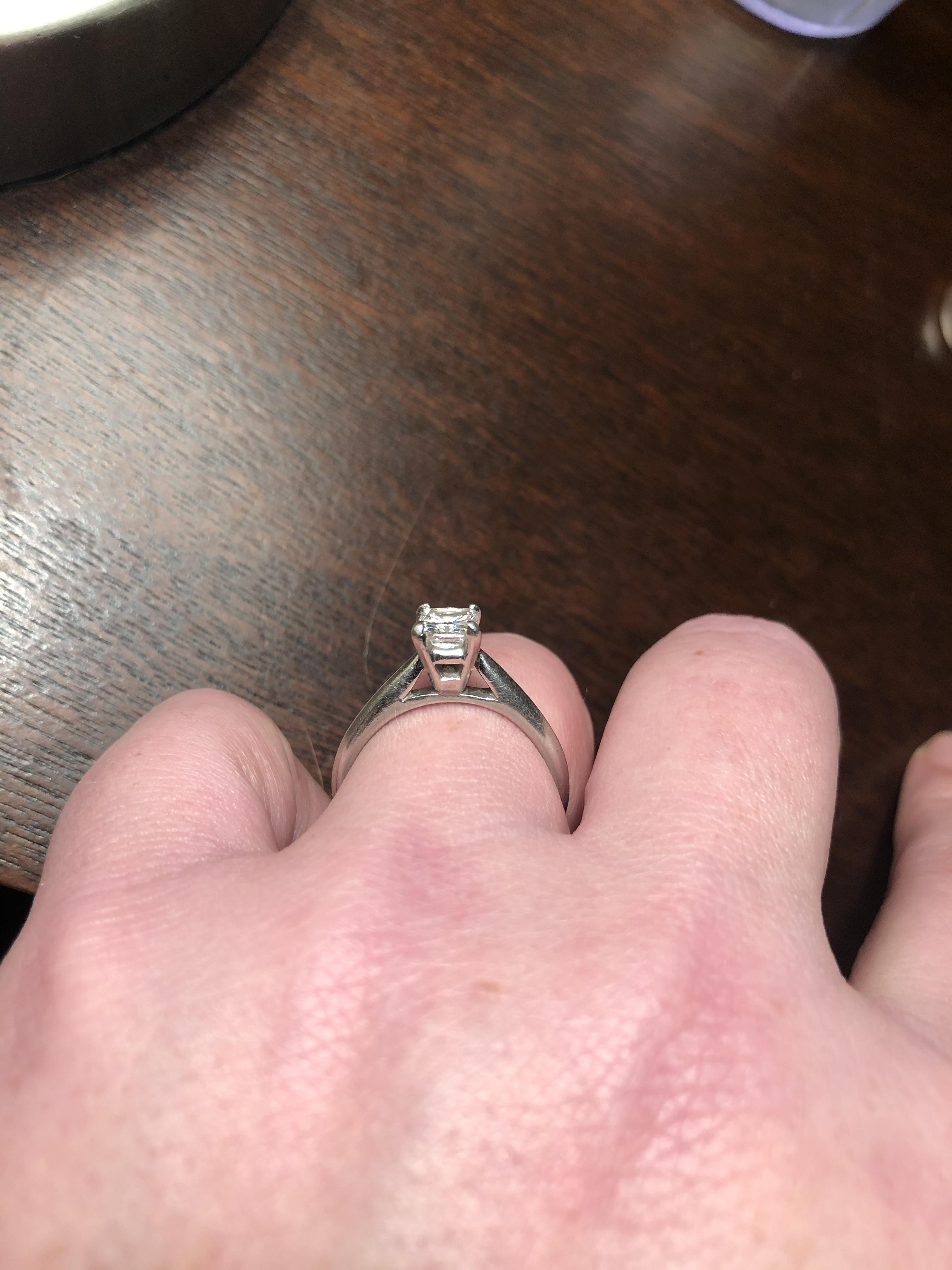 1+ CT Radiant Cut