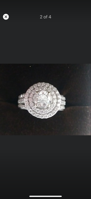2.41 contemporary engagement ring.