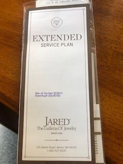 Jared Beautiful Diamond Engagement