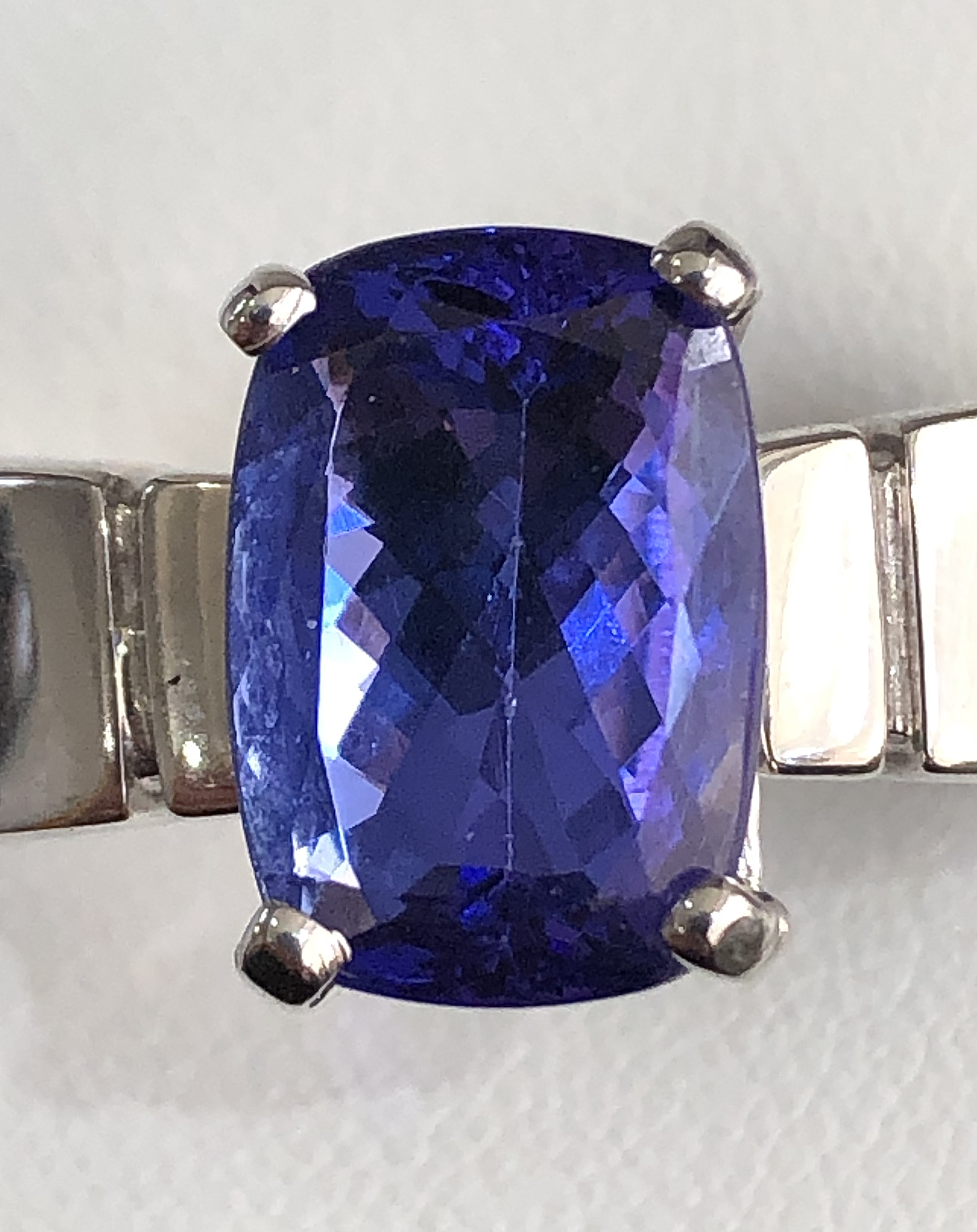 6.39ct Certified Natural Blue