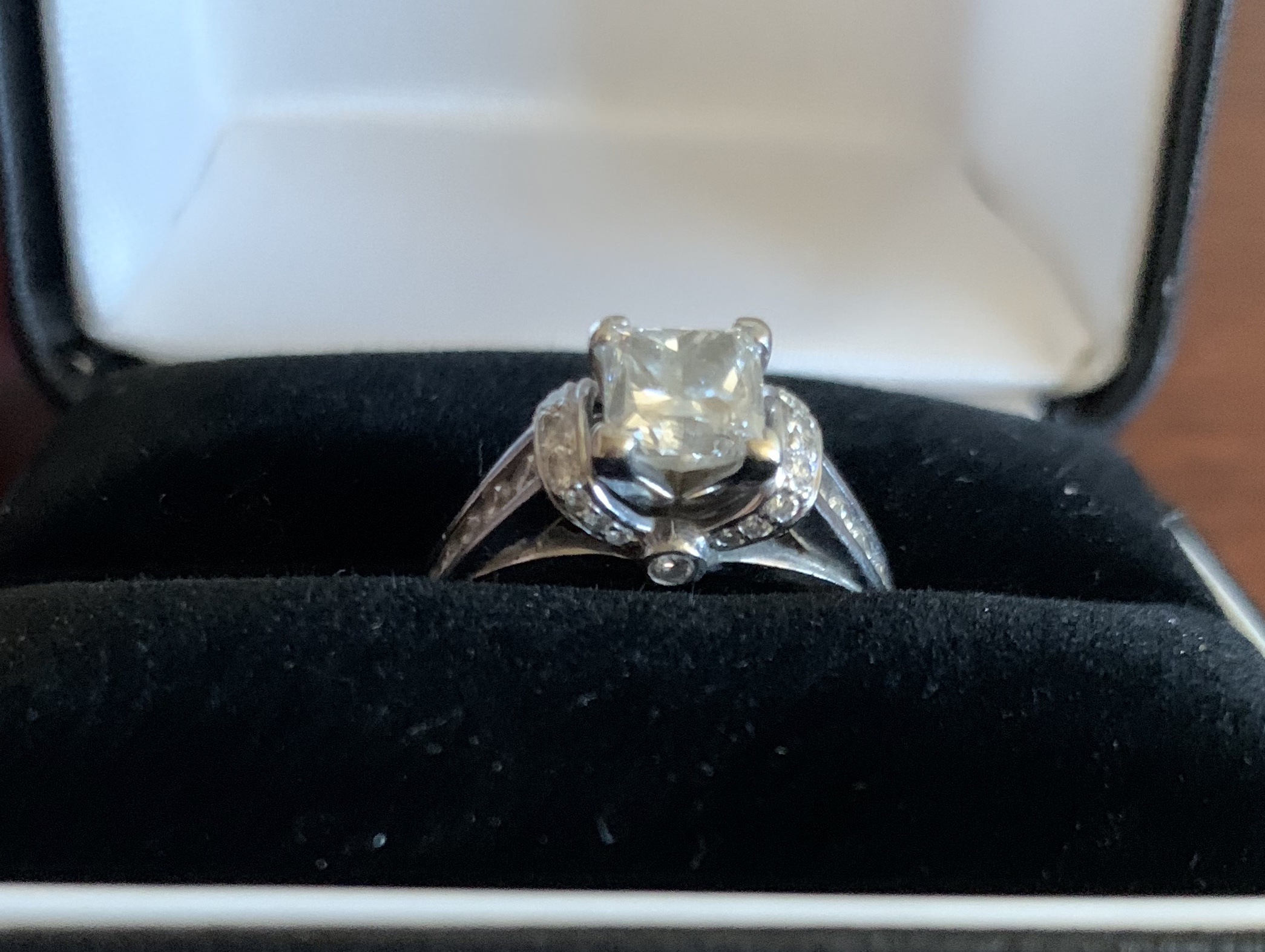Custom Designed 1.13 ct
