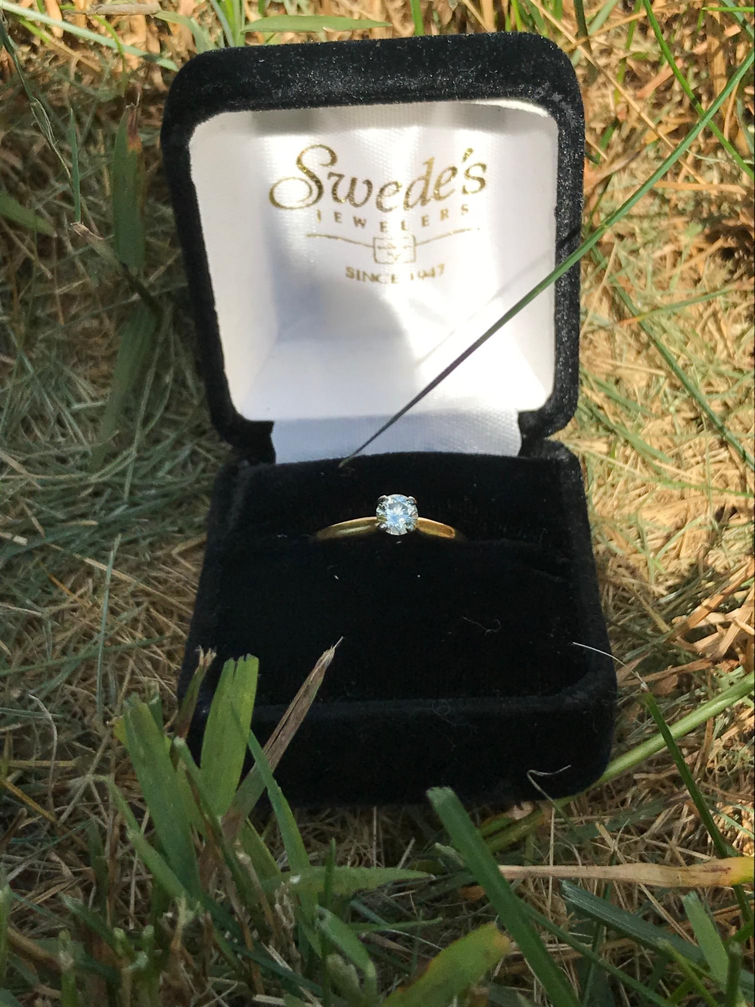 Affordable Diamond Engagement Ring,