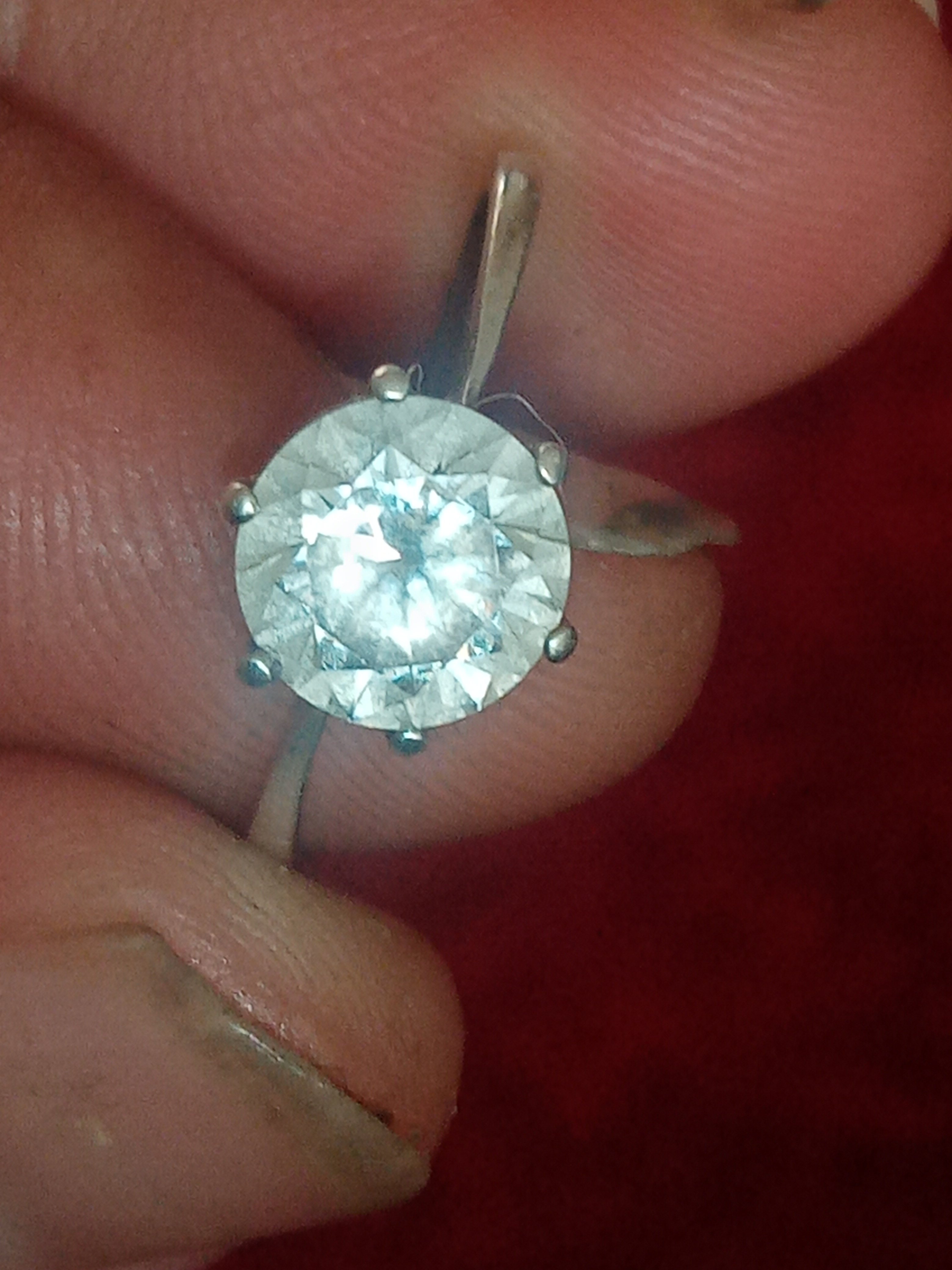 Tiffany Co Round Solitaire