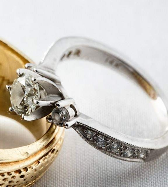 1/2ct Engagement Ring from