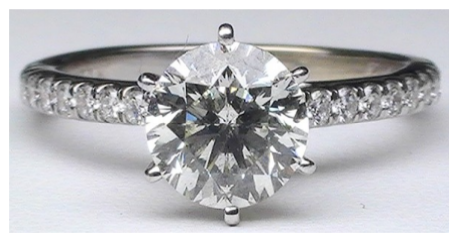 Stunning 1.5 Ct Center