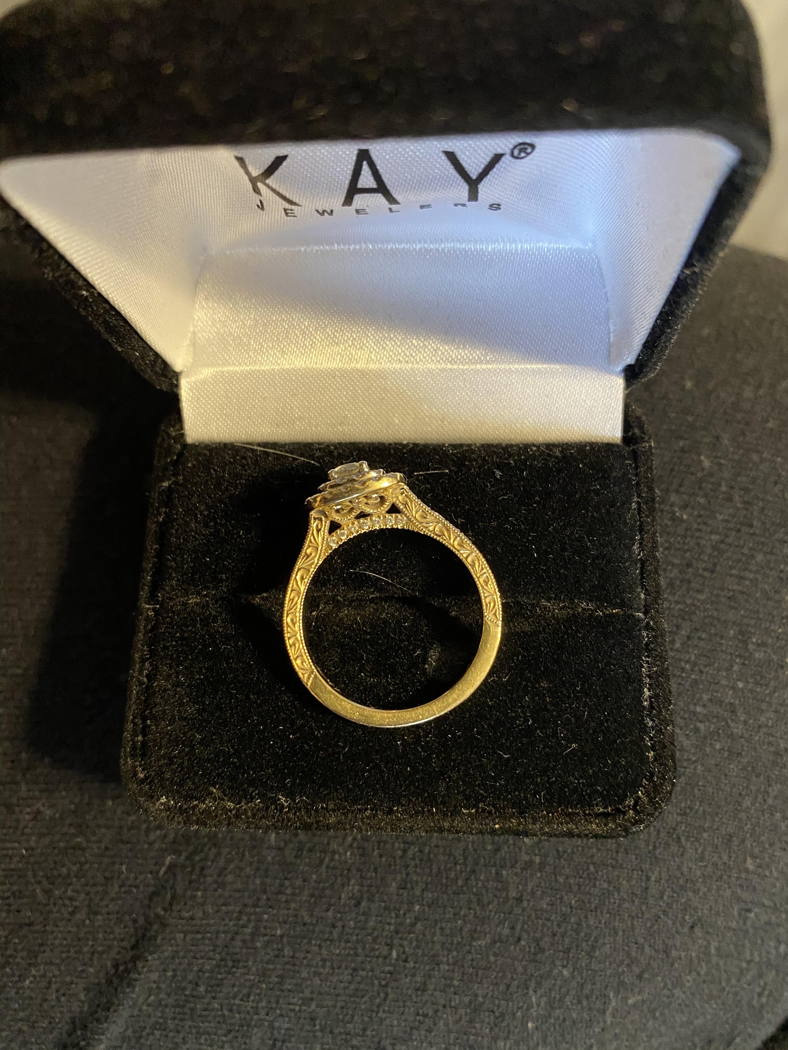 Neil Lane Engagement Ring