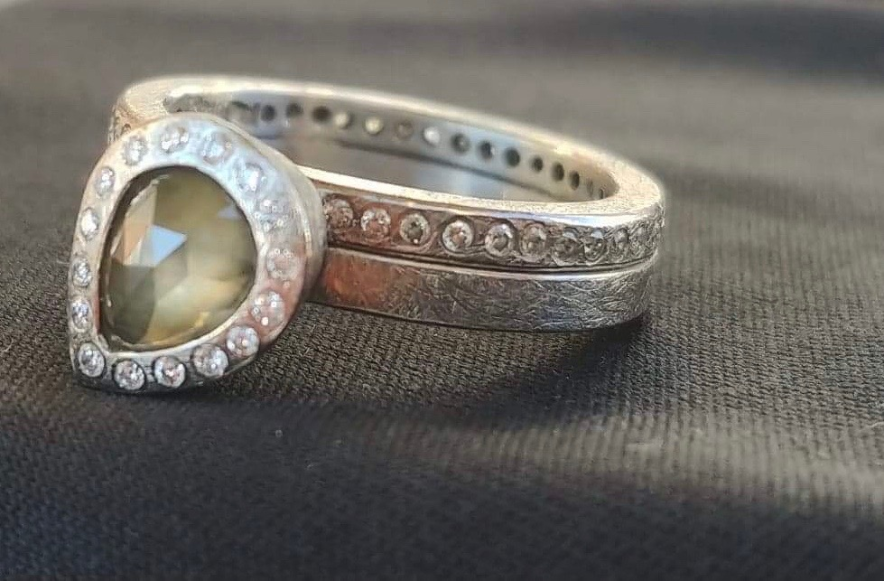 Handcrafted Todd Reed Engagement