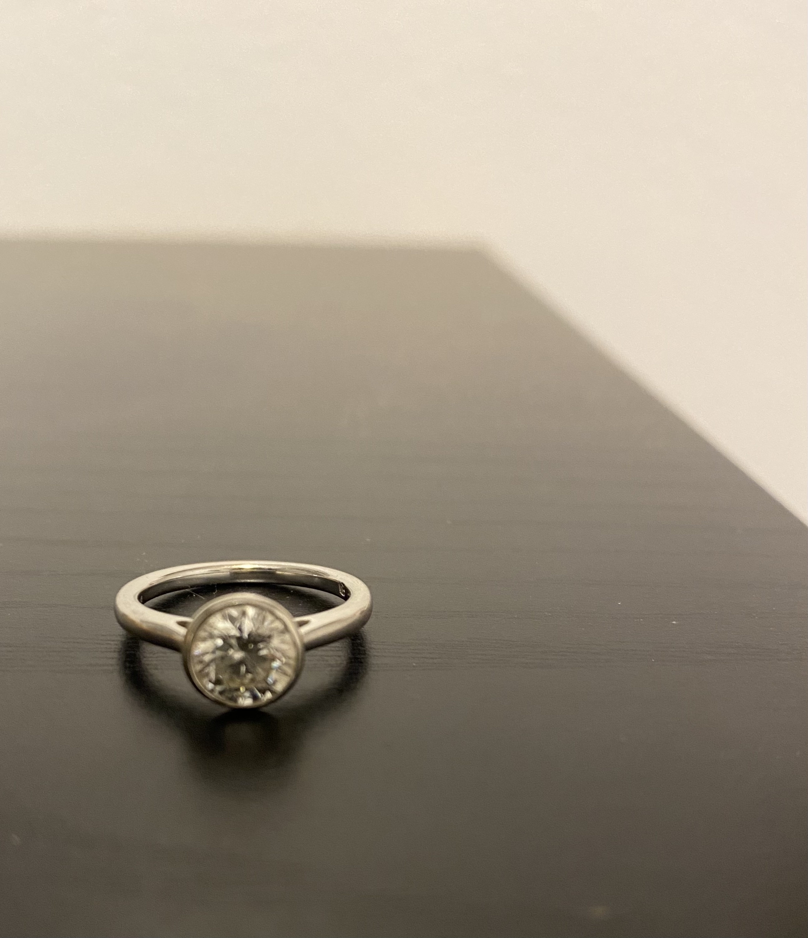 Blue Nile Round Solitaire