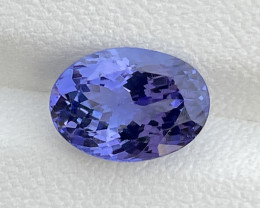 3.47ct Natural IF Purple