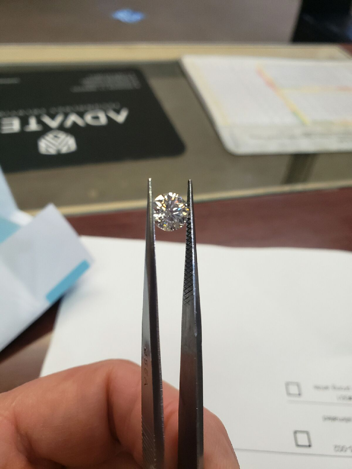 1.21ct Solitaire Engagement Ring