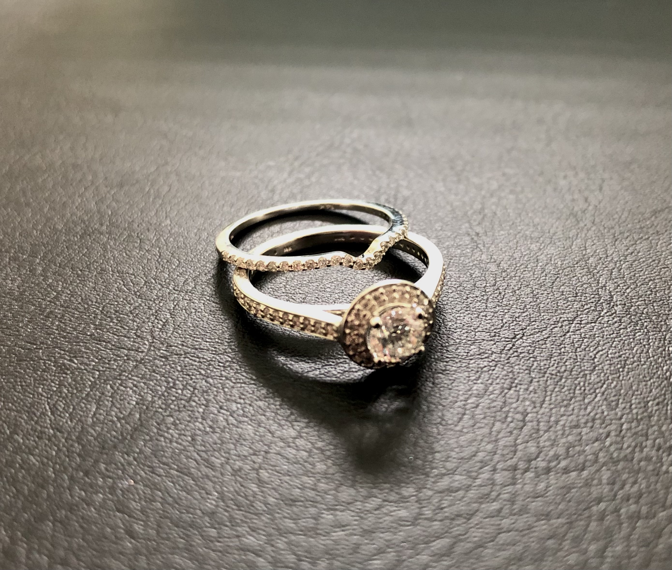 New Engagement Ring!