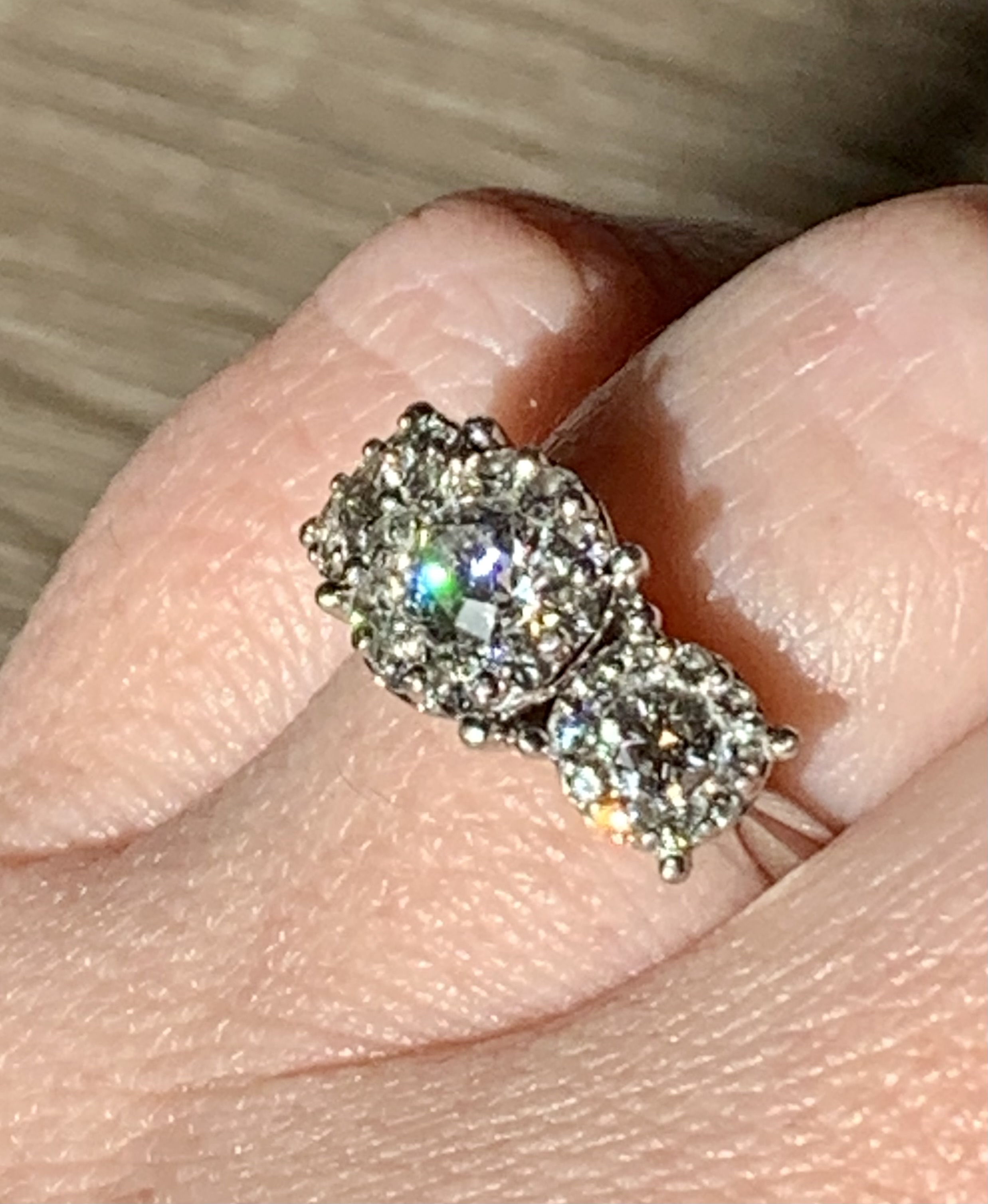 1.44ct Lady's platinum and