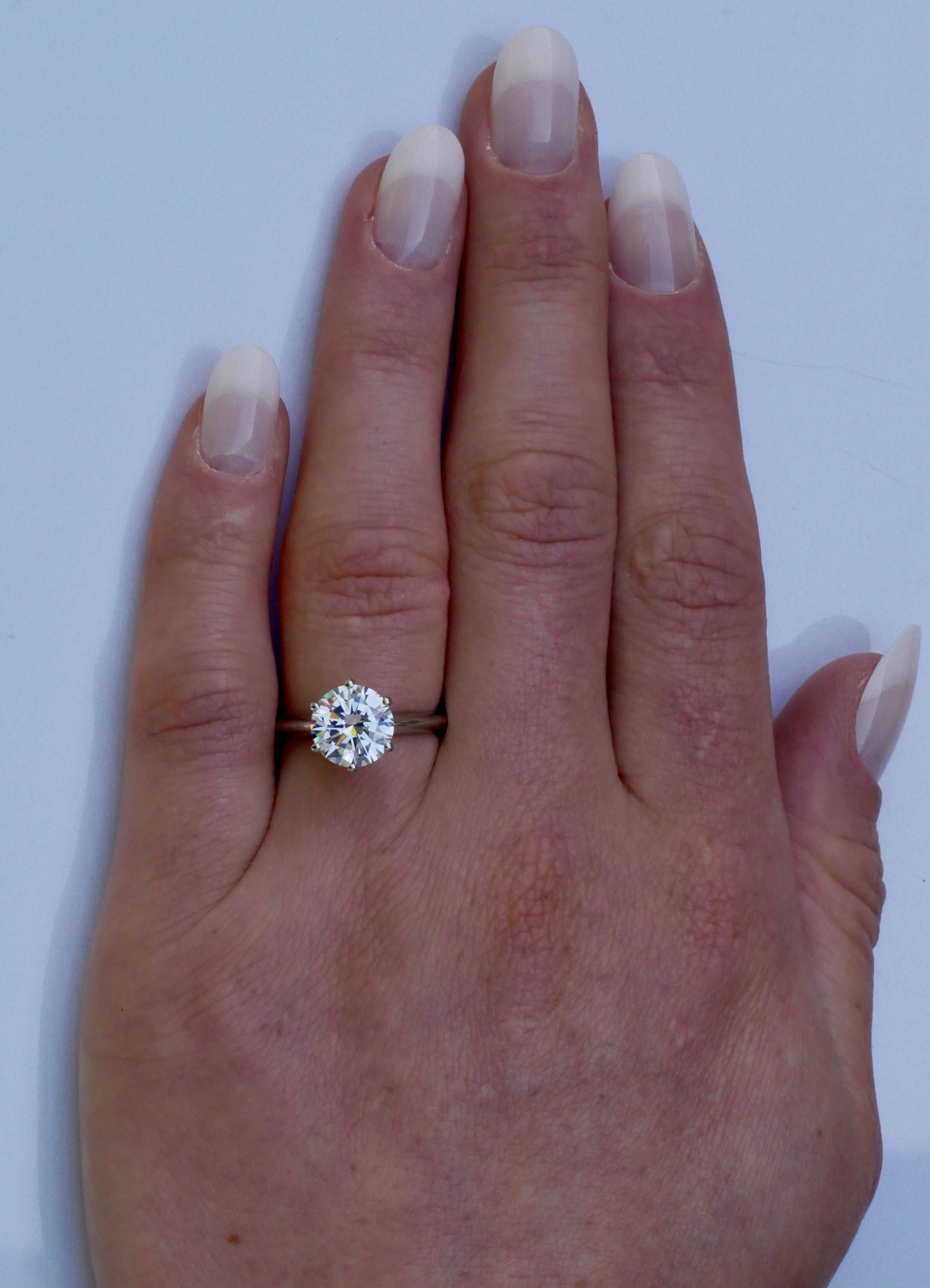NEW 2.54ct HRD CERTIFIED