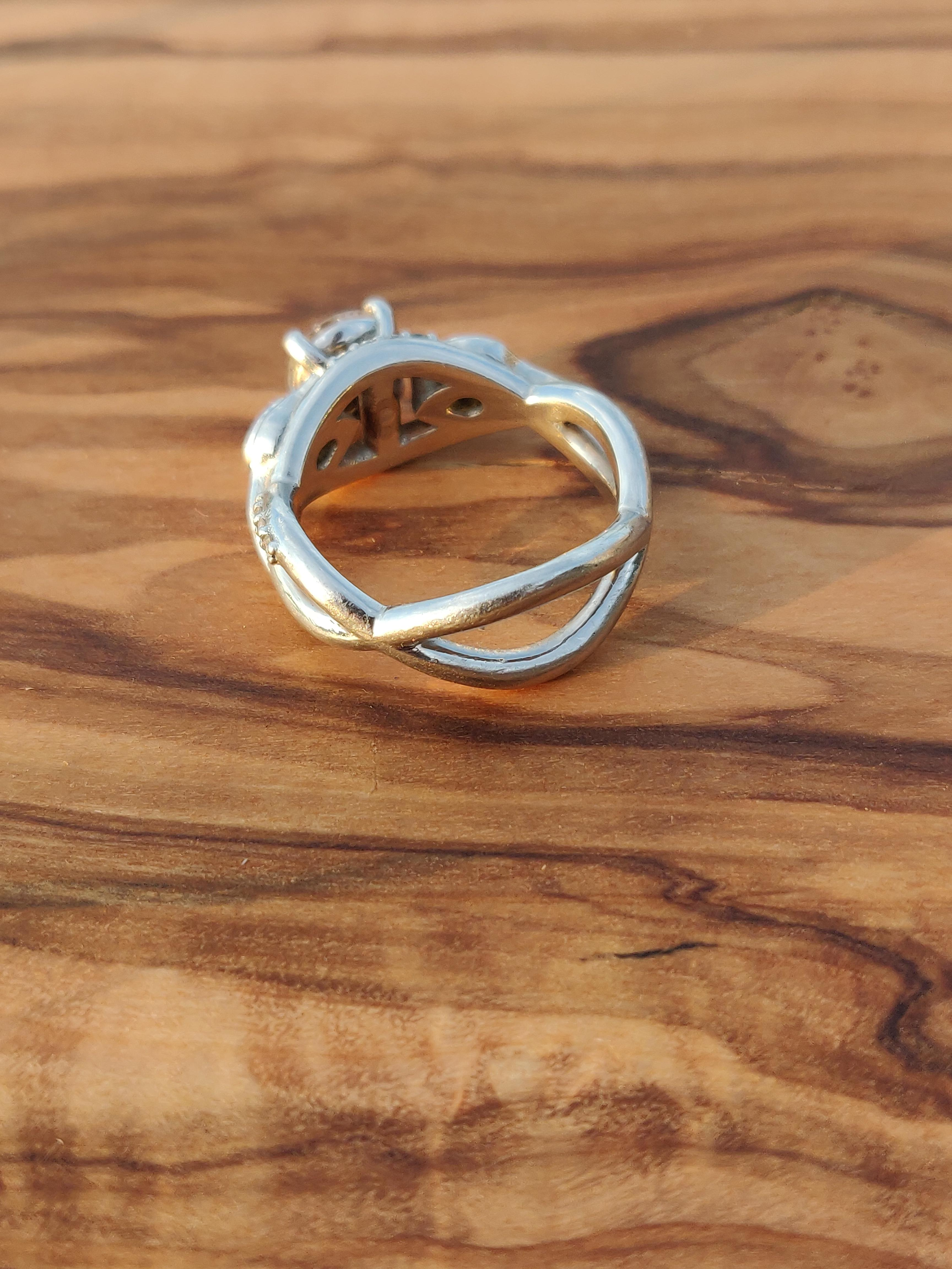 Custom Crafted Engagement Ring,