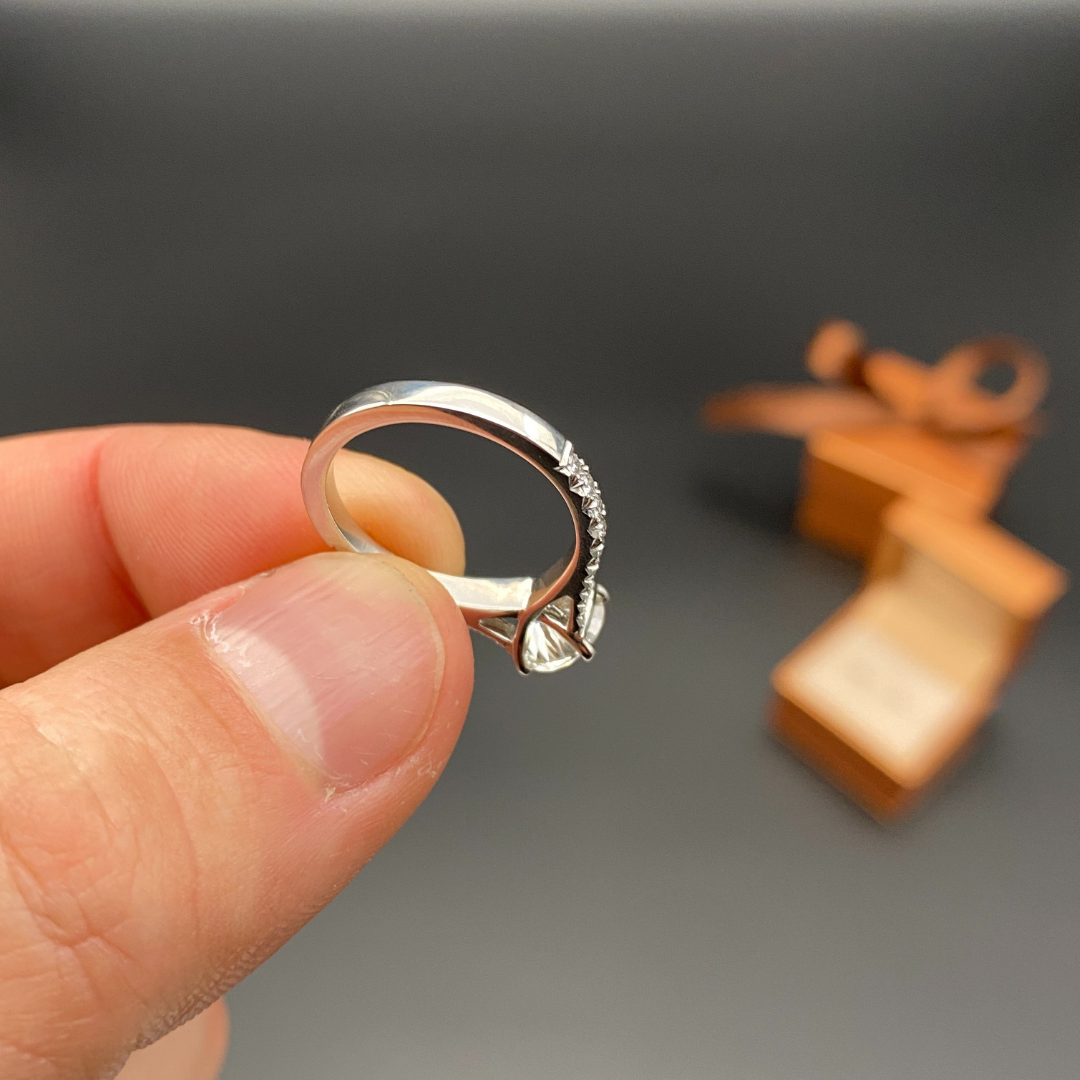 Engagement Ring, Never Used