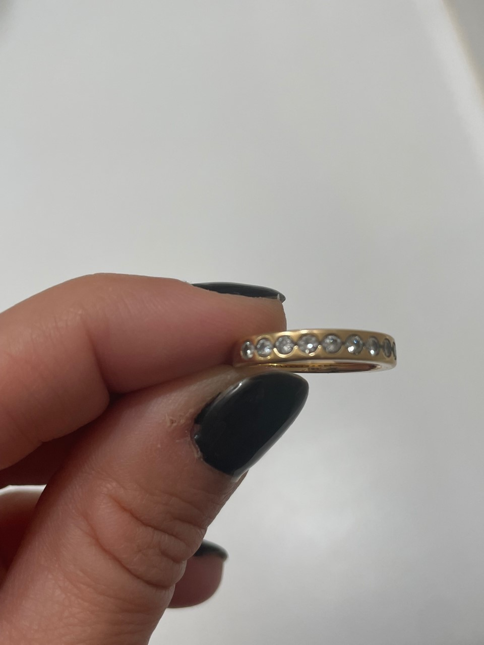Women's Oval Two Toned