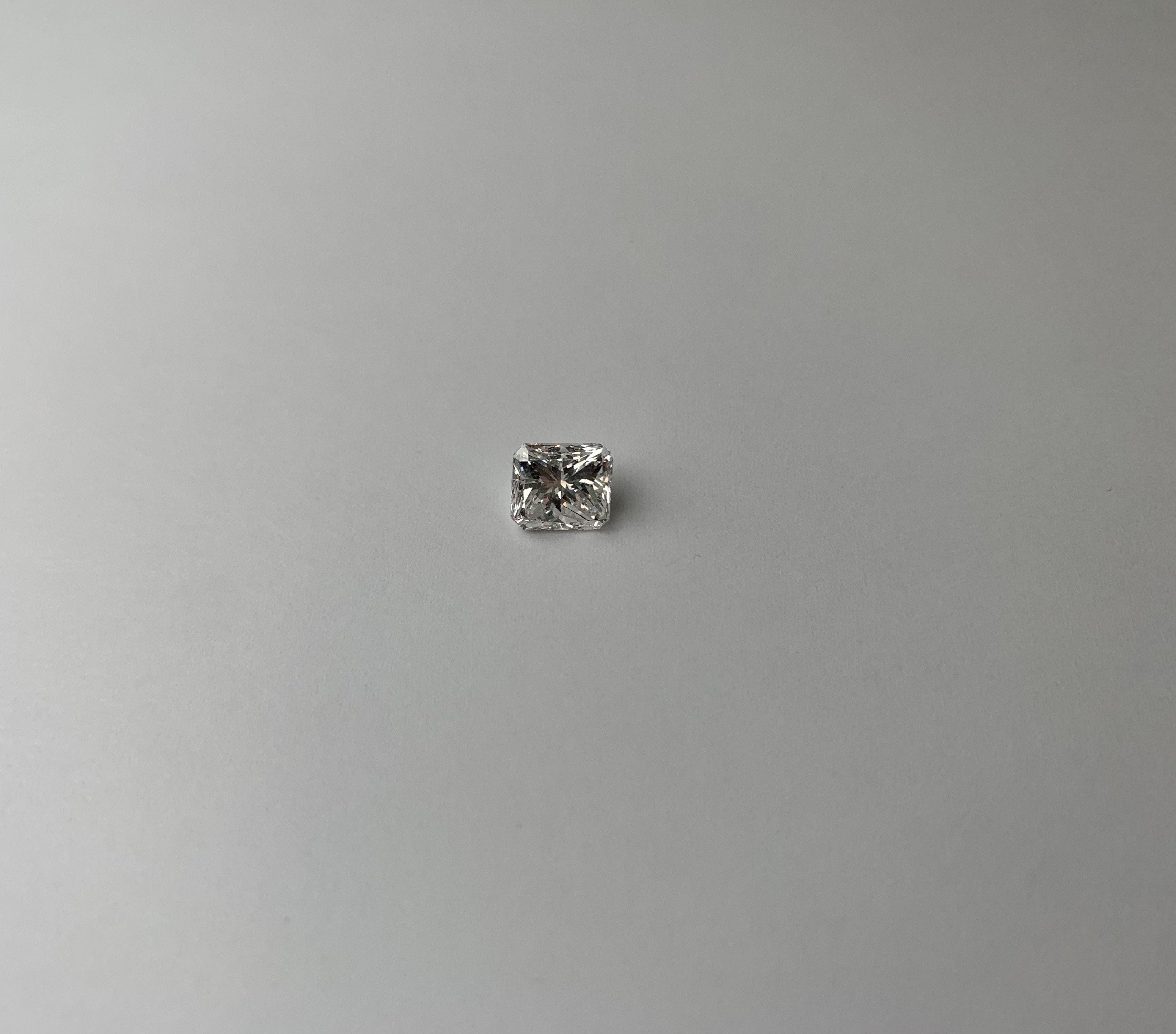 GIA Certified 2.0ct. brilliant