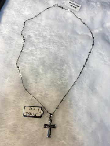 Necklace and Cross pendant