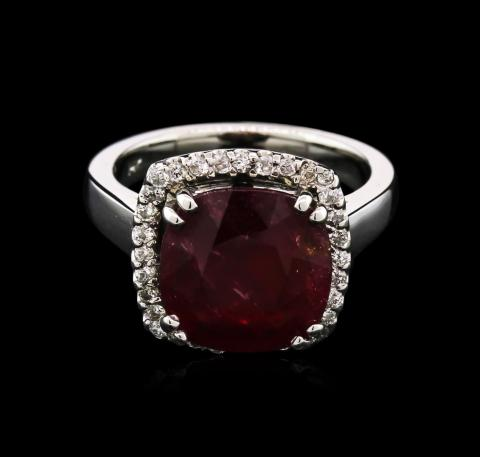 14KT Gold Ruby and