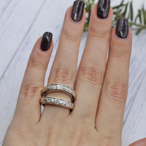 Precious Cocktail Ring with