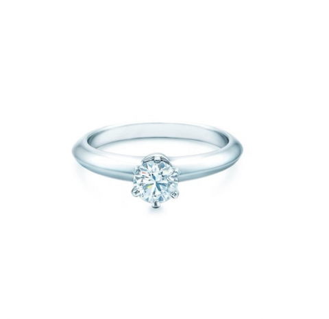 Tiffany Setting Engagement Ring