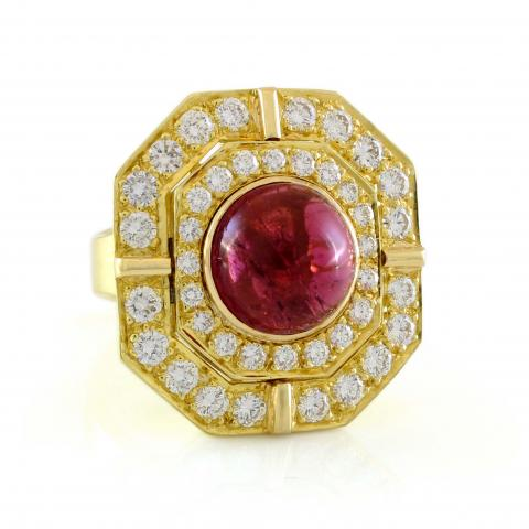 18K Yellow Gold 5
