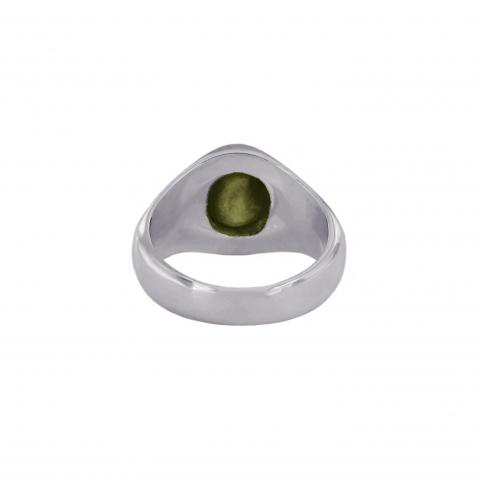 Natural Oval Cat's Eye