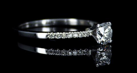 Stunning Engagement Ring with