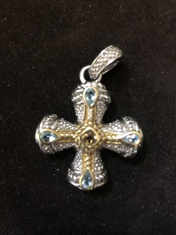 Judith Ripka Maltese Cross