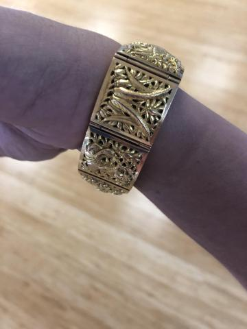 REDUCED* 18k Yellow Gold