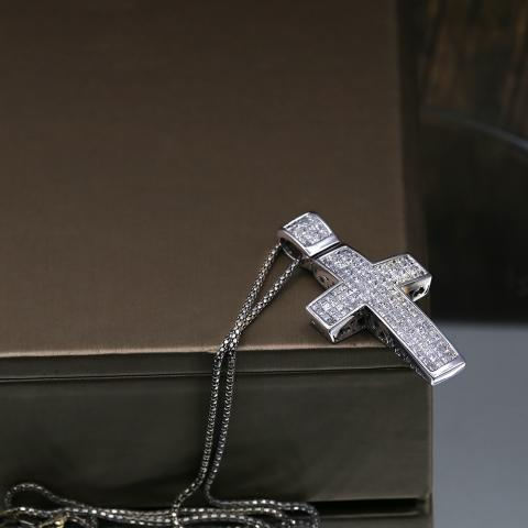 Magical 18k White Gold
